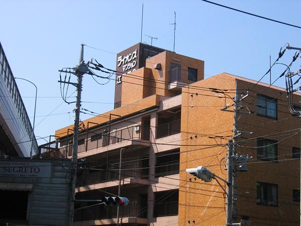 ライオンズマンション江田第3