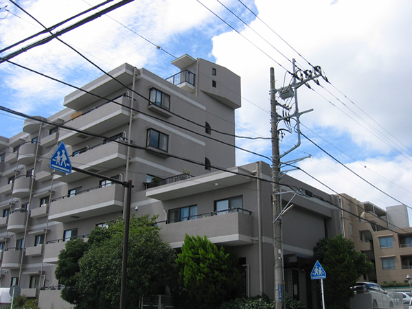グリーンシティーあざみ野弐番館