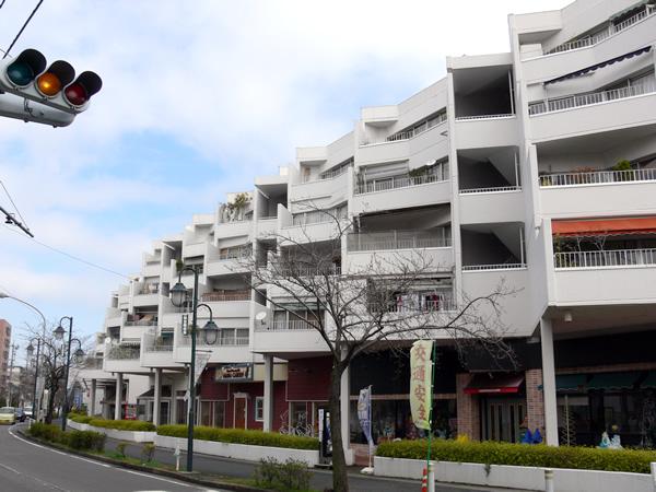 東急ドエル桜台ビレジ第2ブロック