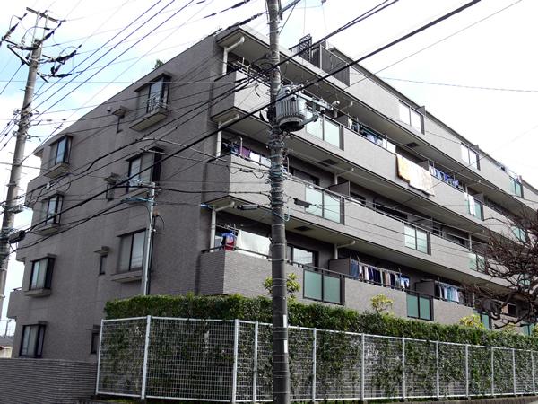 青葉台パークホームズ弐番館