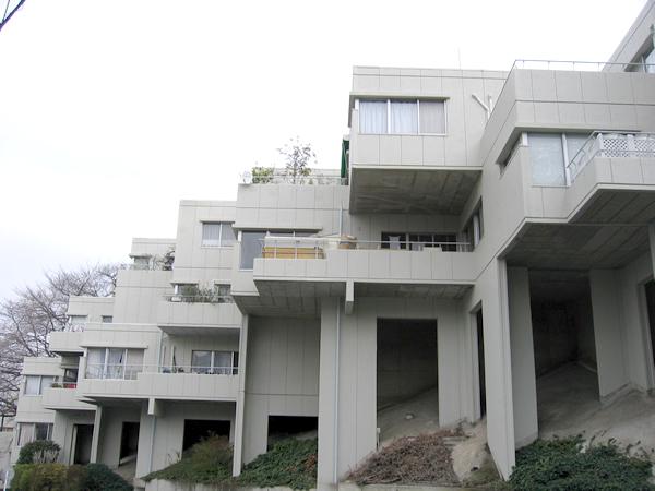 東急ドエル桜台コートビレジ2号棟
