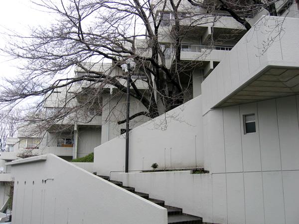 東急ドエル桜台コートビレジ3号棟