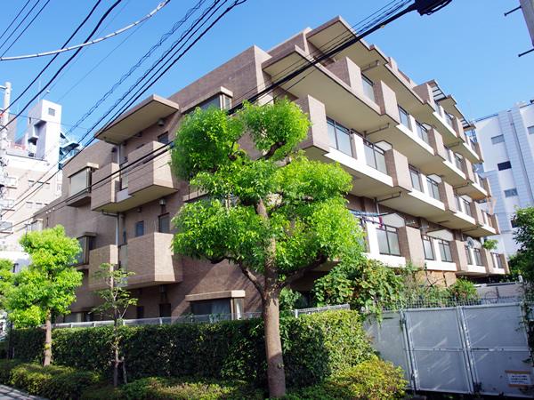朝日クレスパリオ北新宿