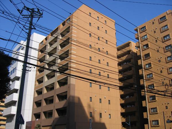 プラウディア新横浜