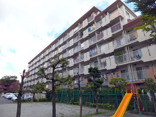 グリーンコーポ大倉山B棟