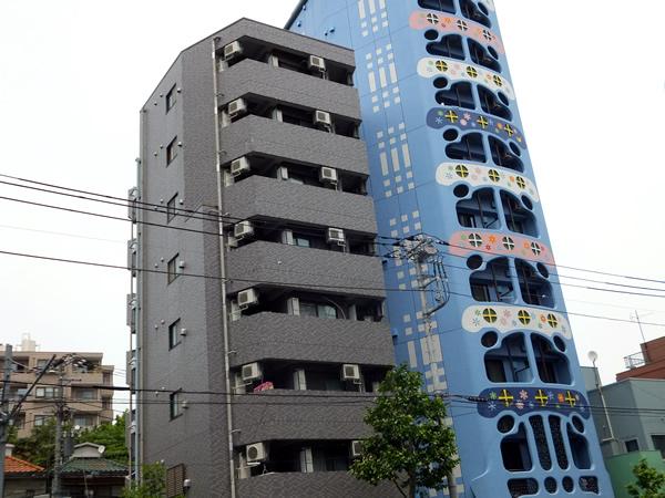 スカイコート高田馬場第3
