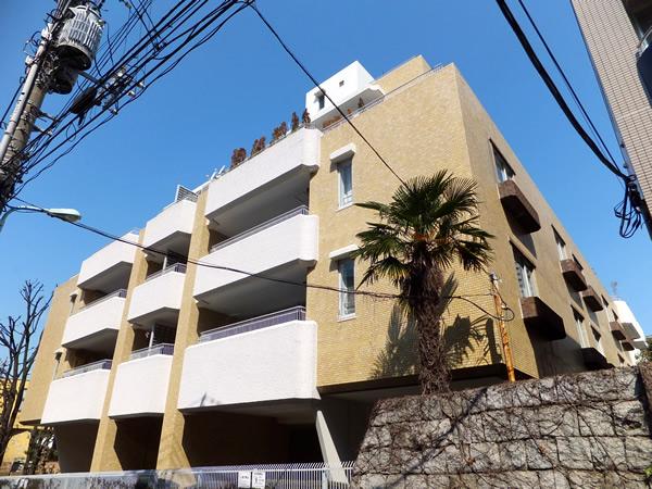 東急アパートメント代官山タワー