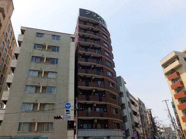 グリフィン横浜桜木町拾壱番館
