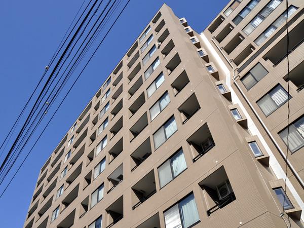 クリオ東神奈川壱番館