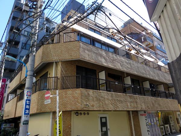 ライオンズマンション歌舞伎町第3