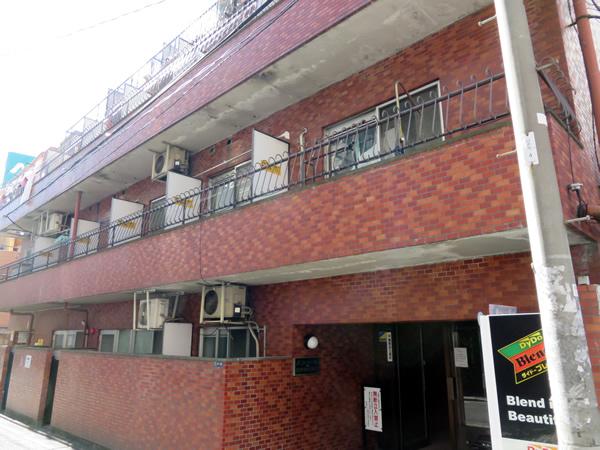 パレドール歌舞伎町第2