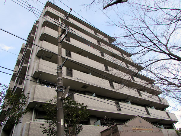 ライオンズマンション多摩永山ガーデン