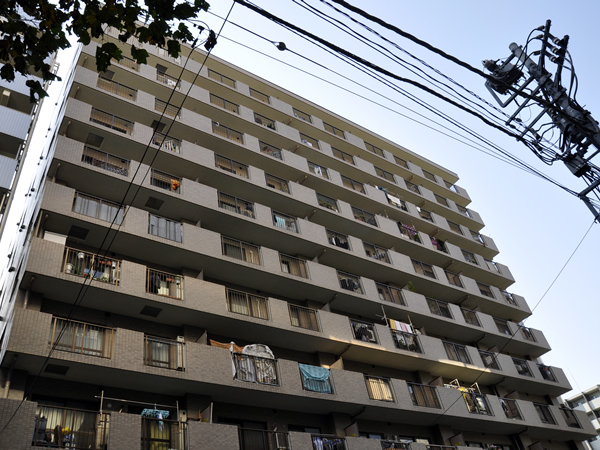 シャロン横浜大通り公園