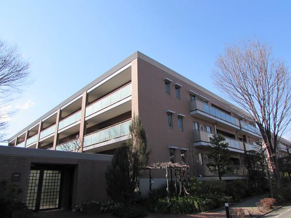 パークアヴェニュー芦花公園四番館