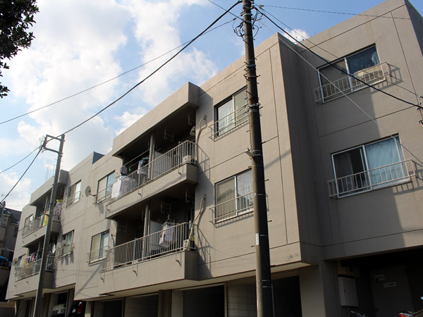 永田町マンション