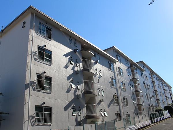 横浜保土ヶ谷ハイツ2号棟