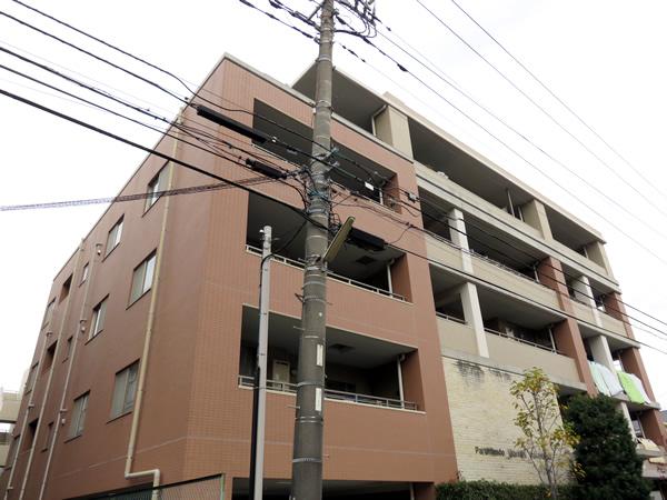 パルミナード武蔵中原参番館