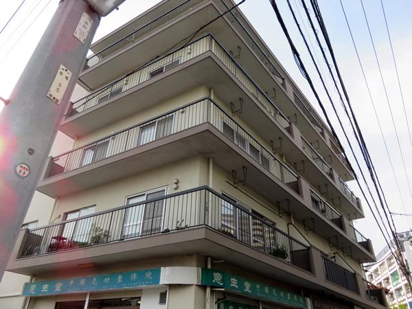 町田グリーンハイツ