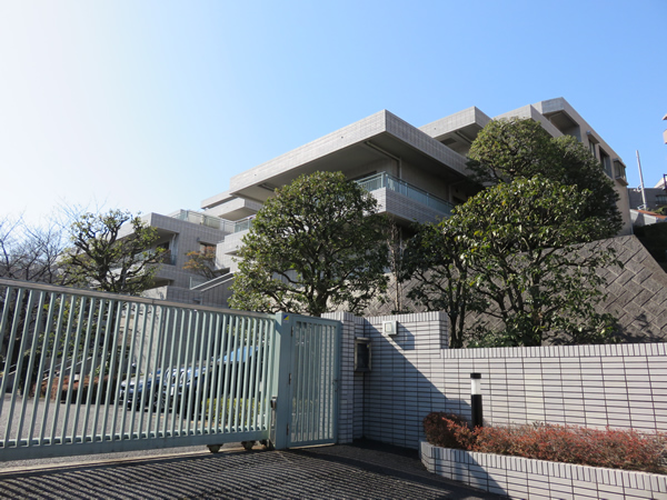 パークハイム新百合ヶ丘弐番館