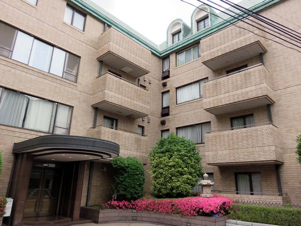 赤坂氷川町パークマンション