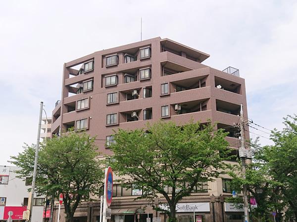 シャルムコート東村山ステーションパレス