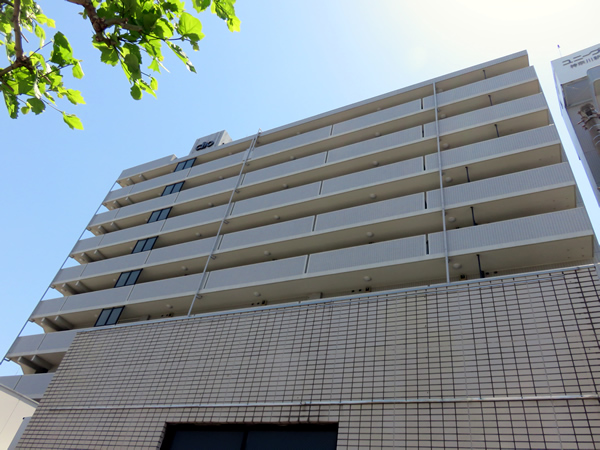 クリオ神奈川新町弐番館