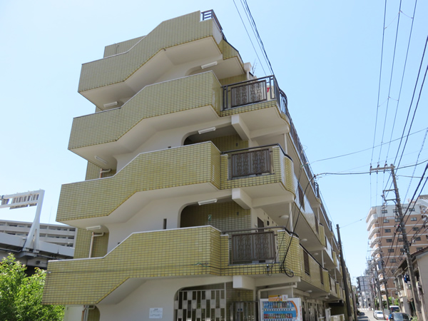 マリーナハウス横浜弐番館