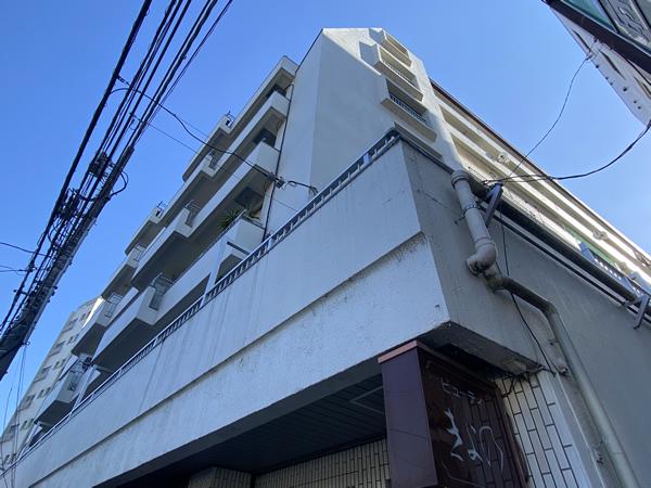田無マーシャンハイツ