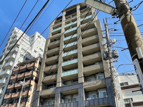 ハイセレサ奥沢シティタワー