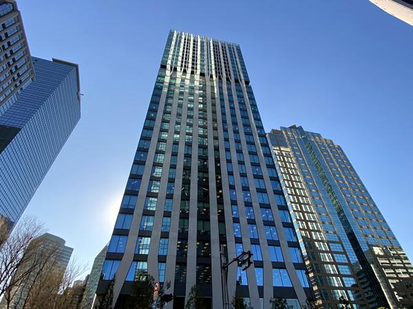 Dマークス西新宿タワー